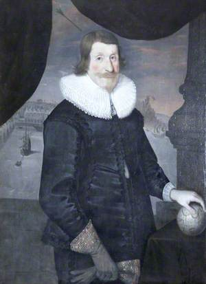 John Strange (1590–1646), Former Mayor of Bideford (1643–1646)