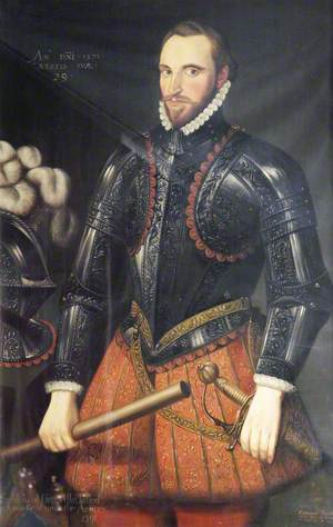 Sir Richard Grenville (1542–1591)