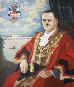 William Ewart Ellis (1884–1958), Mayor of Bideford (1934–1935)