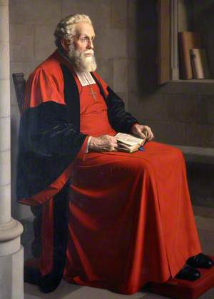 Lord William Cecil (1863–1936), Bishop of Exeter (1916–1936)