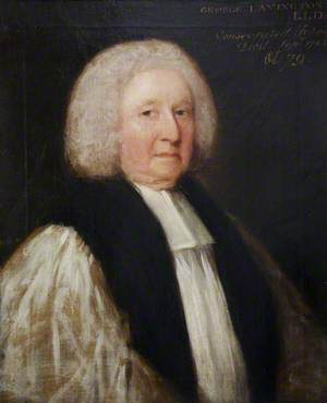 George Lavington (1684–1762), Bishop of Exeter (1746–1762)
