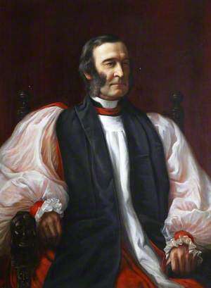 Frederick Temple (1821–1902), Bishop of Exeter (1869–1885)