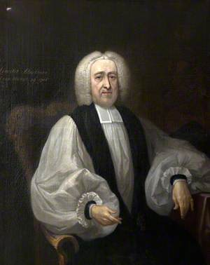 Lancelot Blackburne (1658–1743), Bishop of Exeter (1717–1724)