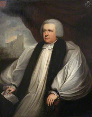 William Buller (1735–1796), Bishop of Exeter (1792–1796)