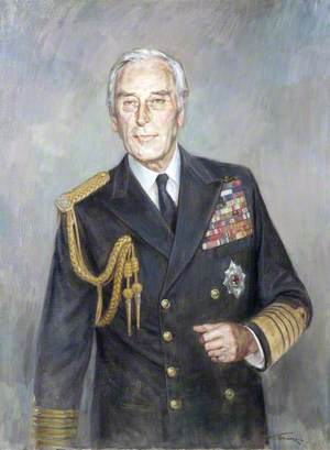 Admiral of the Fleet the Earl Mountbatten of Burma (1900–1979)