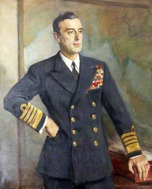 Admiral of the Fleet the Earl of Mountbatten (1900–1979)