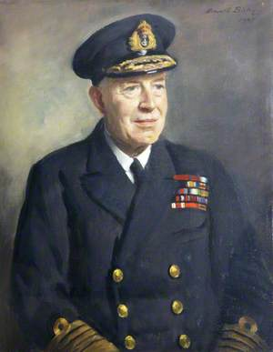 Admiral of the Fleet Sir Charles Forbes (1880–1960), GCB