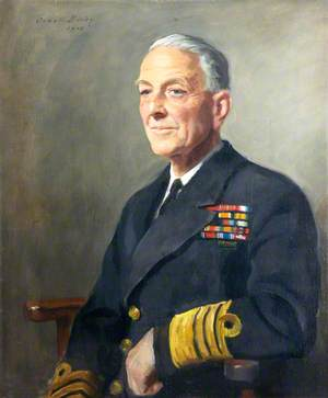 Admiral Sir Edward Neville Syfret (1889–1972), GCB, KBE
