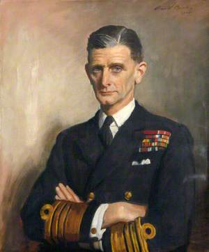 Admiral Sir Algernon Willis (1889–1976)