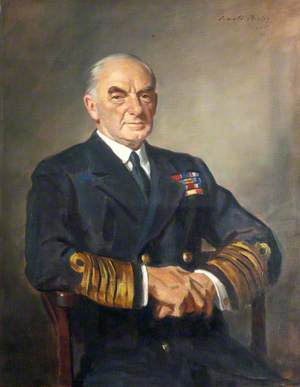 Admiral of the Fleet Dudley-Pound (1877–1943)