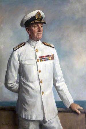 Admiral of the Fleet Sir James Somerville (1882–1949), GCB
