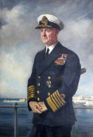 Admiral of the Fleet Viscount Cunningham (1883–1963)