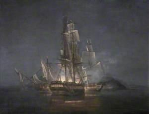 The Capture of 'L'Étoile'