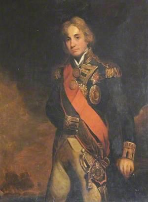 Lord Nelson (1758–1805), after Copenhagen