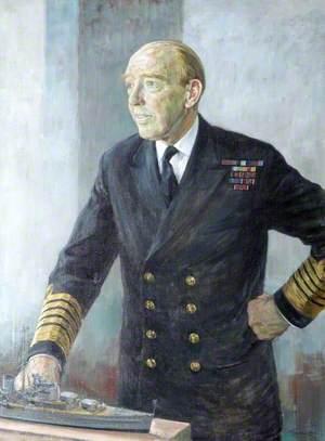 Admiral of the Fleet Sir Michael Le Fanu (1913–1970)