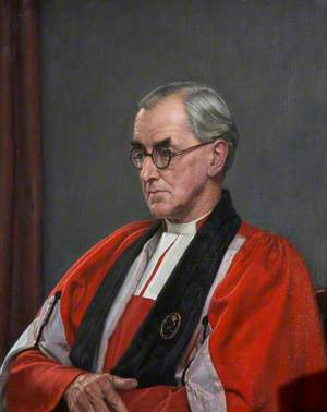 Spencer Cecil Carpenter (1877–1959), Dean of Exeter (1950–1959)