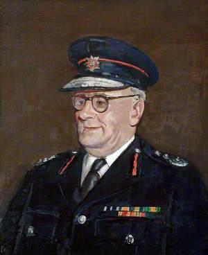 Mr William Herbert Barratt, Chief Fire Officer, Somerset Fire Brigade (1948–1959)