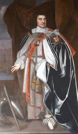 General Monck (1608–1670), 1st Duke of Albermarle, KG