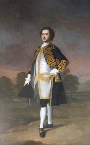 John Tuckfield, Esq., MP for Exeter (1745–1776)