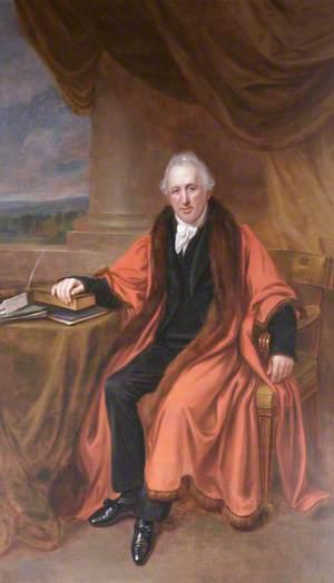 Henry Blackall, Esq. (1770–1845), Thrice Mayor of Exeter