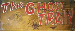 Brett's 'Ghost Train'
