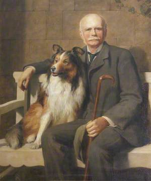 The Honourable Mark George Kerr Rolle (1835–1907)