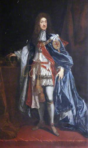 James II of England (1633–1701), King of England, Scotland and Ireland (1685–1688)