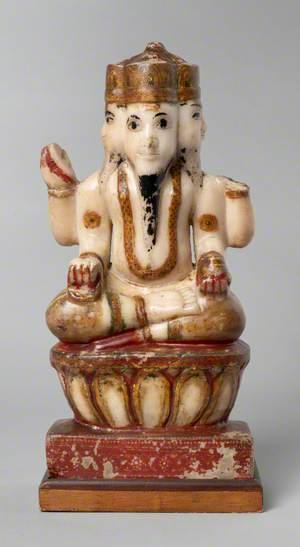 Figure of Brahma