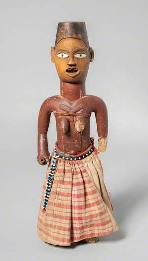 Bakingo Female Figure