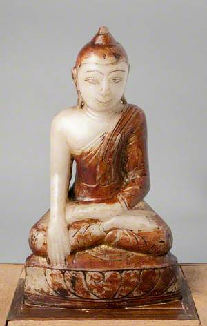 Figure of Buddha