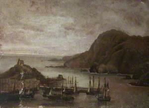 Ilfracombe Harbour, Devon