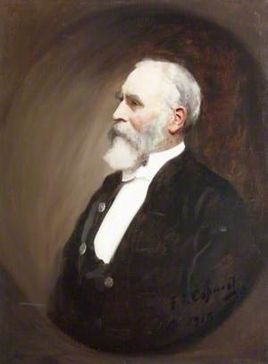 Sir Henry Hepburn, Kt, Chairman of Devon County Council (1916)