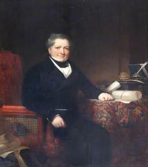 Sir John Heathcoat, Esq. (1783–1861), JP, MP for Tiverton (1832–1859)