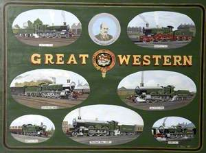 Great Western 2, Churchward (1902–1921)