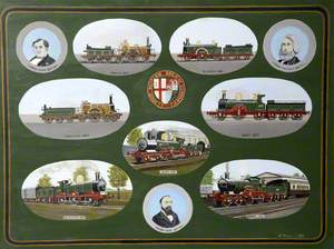 Great Western 1, The Early Years (1840–1902)