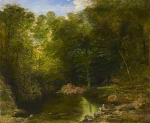 Landscape, River Scene