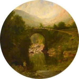 Bridge near South Brent, Devon
