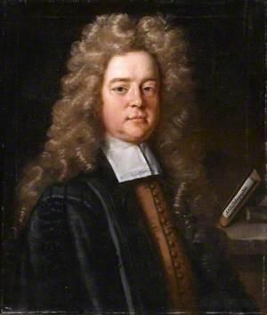 Dr William Musgrave (1655–1721)