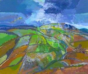 After the Rain, Widecombe, Devon