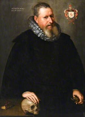 Nicklaes Warmondt (1540–1609), Burgomaster of Leiden