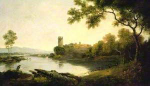 Llyn Peris and Dolbadarn Castle