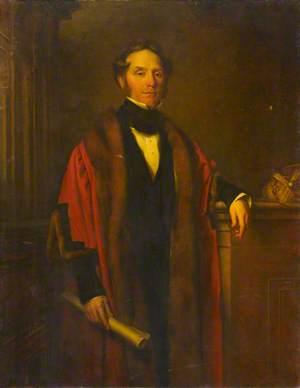 William Wills Hooper (1807–1872), Mayor of Exeter (1850–1852)