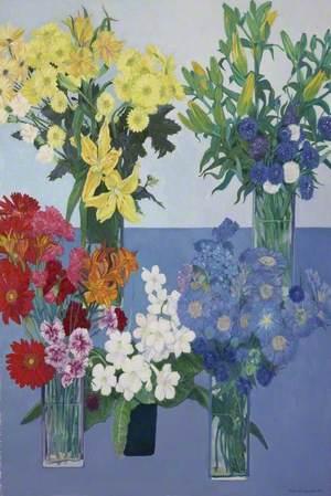Flowers for Seurat