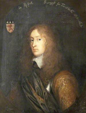 Colonel John Russell (1618–1687)