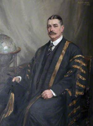 William Tatem (1868–1942), Lord Glanely, DL, JP, LLD, President of the University College of South Wales and Monmouthshire (1919–1924)