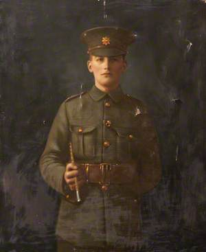 Young Devon Soldier