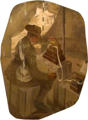 Wheatstone Automatic Telegraph, Boer War