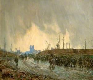 Menin Gate, Ypres, Belgium, First World War