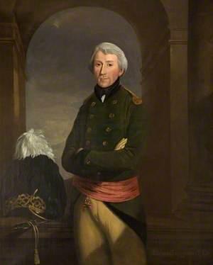 Lewis Dimoke Grosvenor Tregonwell (1753–1831), Dorset Yeomanry