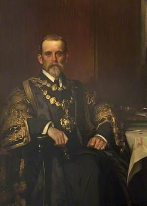 Alderman John Elmes Beale (1847–1928), Mayor of Bournemouth (1902–1905)